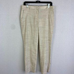 THEORY Tailor Linen Beautiful Pant NWT